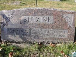 Dorothy Rose <I>Hanke</I> Butzine