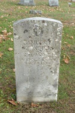 Samuel Francis Reynolds
