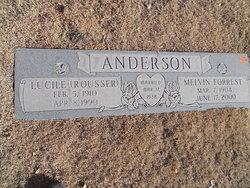 Melvin Forrest Anderson