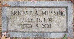Ernest Amos Ernie Messer 1908 2003 Find A Grave Memorial