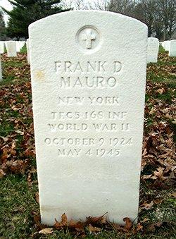 Frank D Mauro