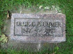 Ollie C <I>Casey</I> Plummer