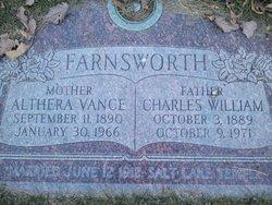 Althera <I>Vance</I> Farnsworth