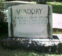 Daisy <I>Crook</I> McAdory