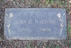 Julia <I>Christopher</I> Mazzone