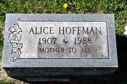 Alice <I>Sampsel</I> Hoffman