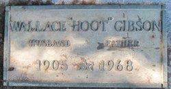 "Wallace ""Hoot"" Gibson"