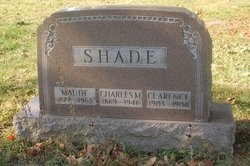Clarence Shade
