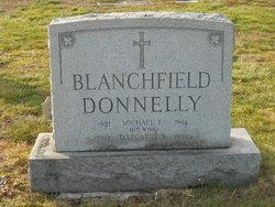 Mary H <I>White</I> Blanchfield