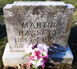 Martin Hassett