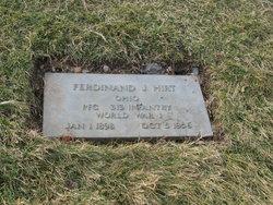 Ferdinand Joseph Hirt