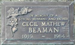 Cecil Matthew Beaman