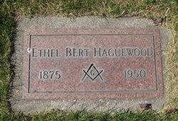 Ethel Bert Haguewood
