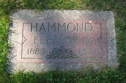 Eleanor C Hammond