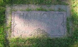 Hugh Watt Hammond