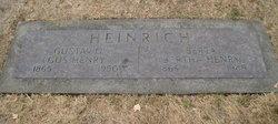 """Bertha """"Berta"""" Heinrich"""