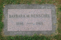 Barbara M Henschel