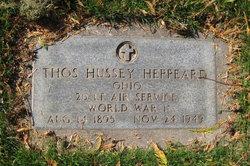 Thomas Hussey Heppeard