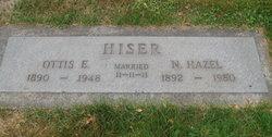 Nella Hazel <I>Skinner</I> Hiser