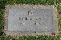 Katie M Hope