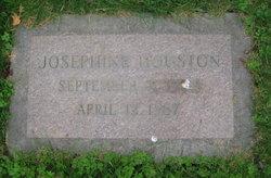 Josephine <I>Etzel</I> Houston