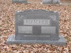 Theodore L Berberich