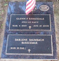 Darlene <I>Baumbach</I> Barksdale