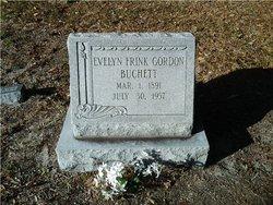 Evelyn <I>Frink</I> Buchett