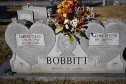 Carter Dean Bobbitt