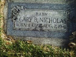 Gary B. Nicholas
