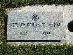 Arcilee <I>Barnett</I> Larsen