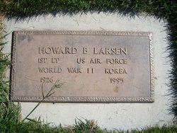 Howard Barnett Larsen