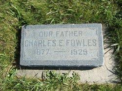 Charles Edward Fowles