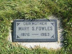 Mary Serena <I>Gundersen Fowles</I> Blain