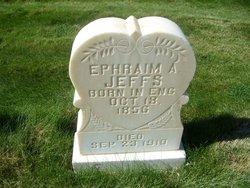 Ephraim Erastus Jeffs