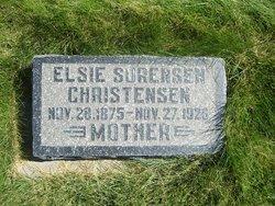 Elsie <I>Sorenson</I> Christensen