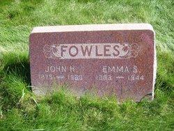 John Henry Fowles