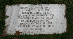 2LT Edward J Maloney