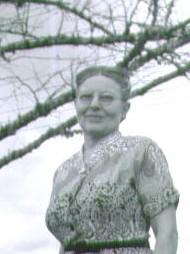 Mary Elizabeth <I>Wright</I> Adams