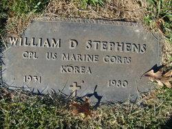 "William ""Billy Don"" Stephens"