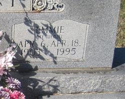 Emmie Caroline <I>Wenzel</I> Abbott