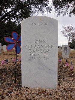 John Alexander Gamboa