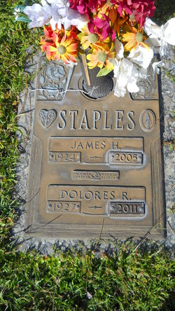 Dolores Rita <I>Cortese</I> Staples
