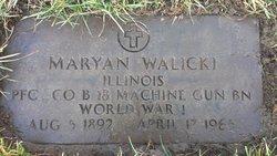 Maryann Walicki