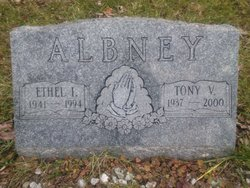 Ethel I <I>Hendricks</I> Albney