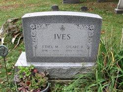 Ethel May <I>Weidman</I> Ives