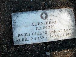PFC Alex Beal