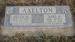 Helen Mae <I>Britt</I> Axelton