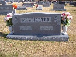 Zela Mae <I>Brundige</I> McWherter