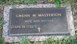 Gwenn M Masterson